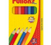 lapices 12 colores fultons