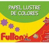 Papel Lustre Fultons