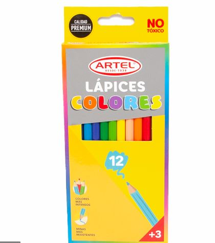 lapices artel
